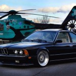 BMW 6 series E24 Coupe